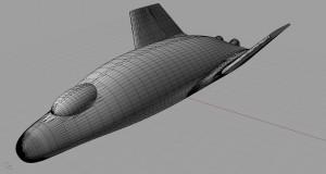 Shuttle and Landing Craft MUNIN