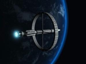 NASA Interplanetary Vessel Nike